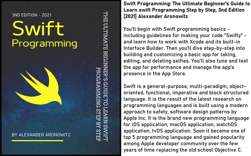 Swift Programming: The Ultimate Beginner's Guide to Learn swift Programming Step...