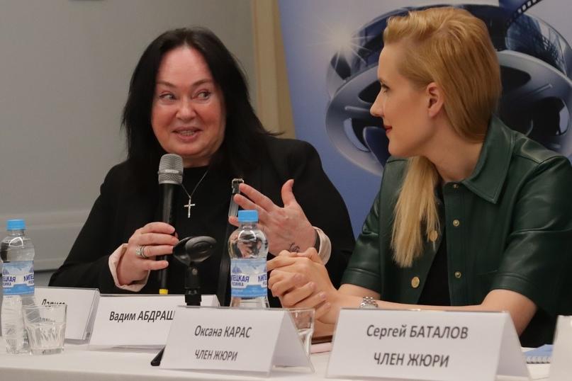 О кинофестивалях прошлых лет рассказывает Заслуженная артистка России Лариса Гузеева