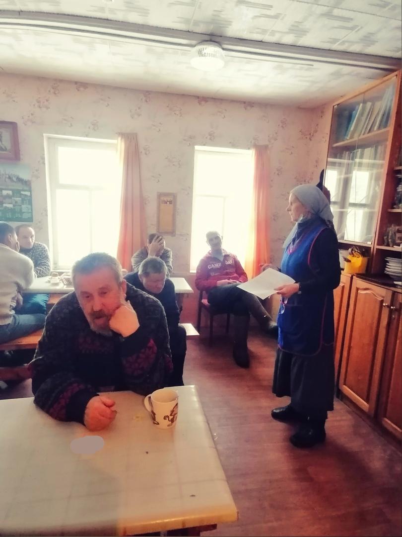 В 2021 году приюту для бездомных при храме св. Александра Невского исполняется 20 лет
