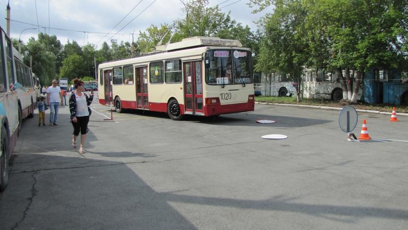 Конкурс профессионального мастерства среди водителей троллейбуса— 2021., изображение №57