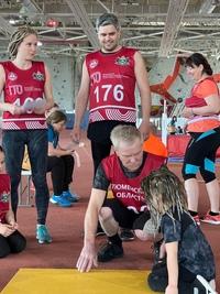 С 01 по 02 мая 2021 года в легкоатлетическом манеже г. Тюмени состоялся областной Фестиваль Всероссийского физкультурно-спортивного комплекса «Готов к труду и обороне» (ГТО) среди семейных команд.6