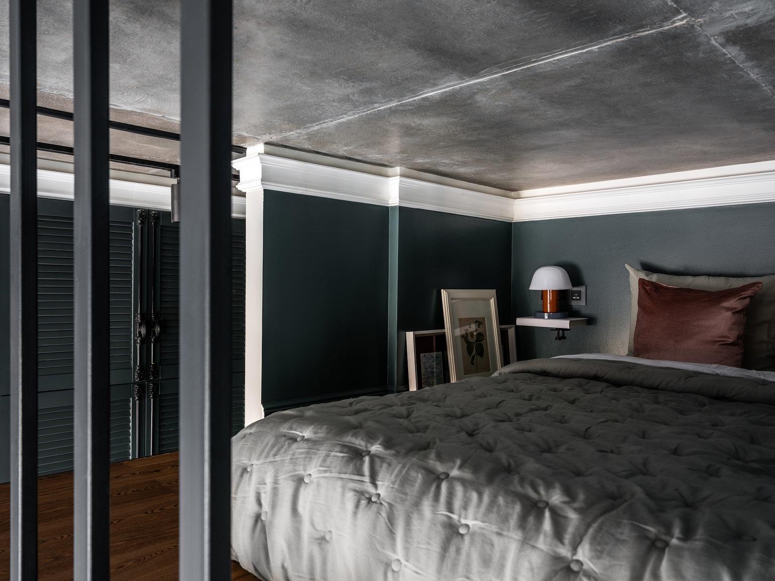 Дизайн квартиры-студии 26 кв.