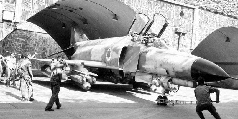«Фантом» 201-й эскадрильи