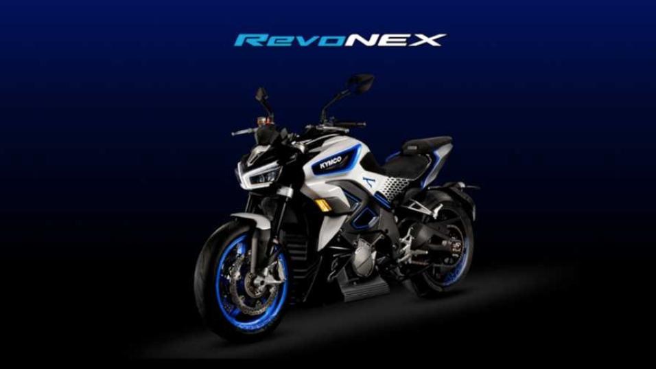 Kymco RevoNEX будут производить в Италии