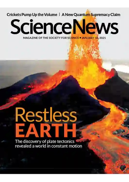 Science News - 16 January 2021