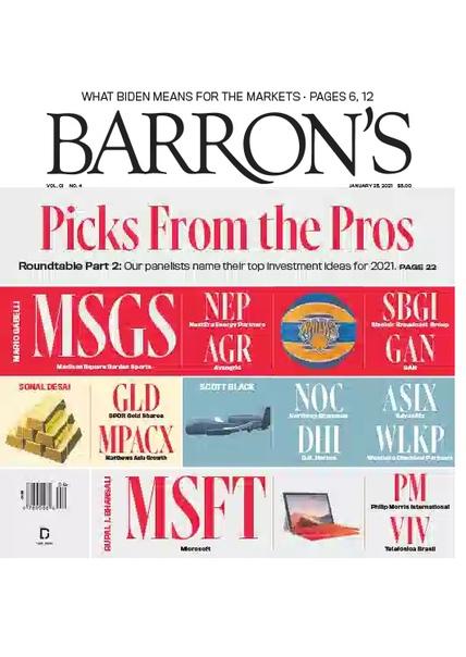 barrons 20210125 Barrons