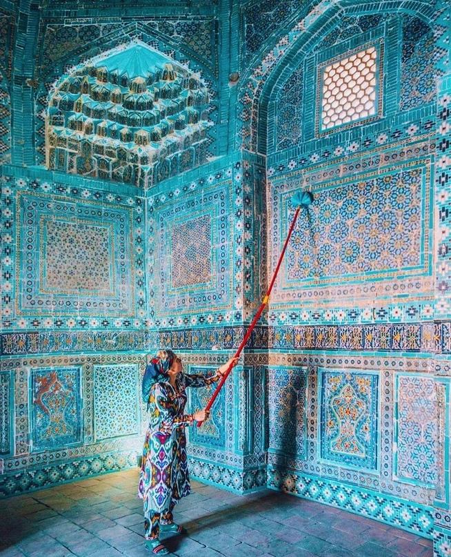 ⚜Завораживающая красота тюркской архитектуры⚜