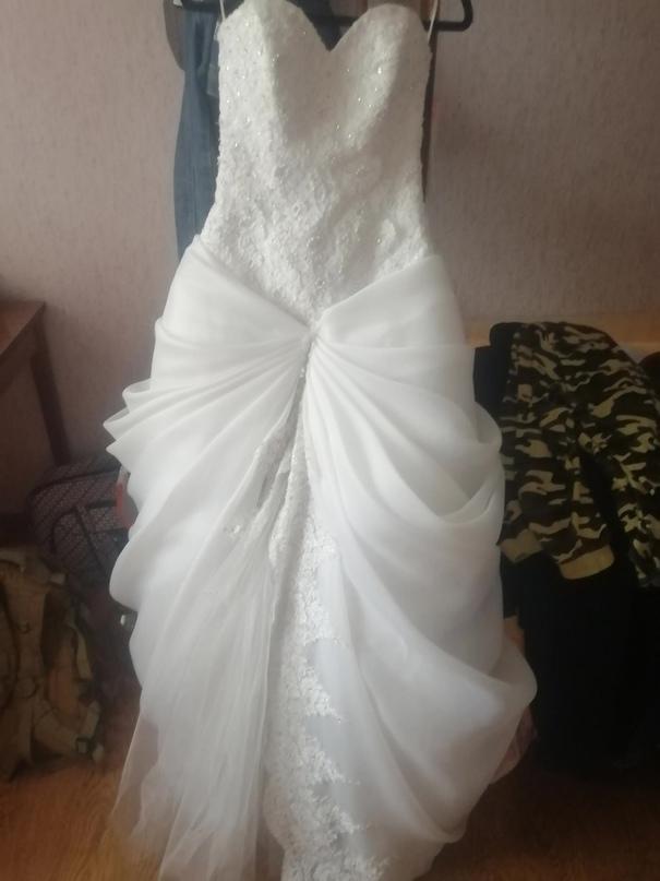 Свадебное королевское платье с | Объявления Орска и Новотроицка №18347