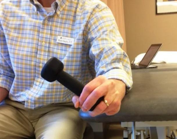 Программа физиотерапевтических упражнений после перелома Коллеса, изображение №4