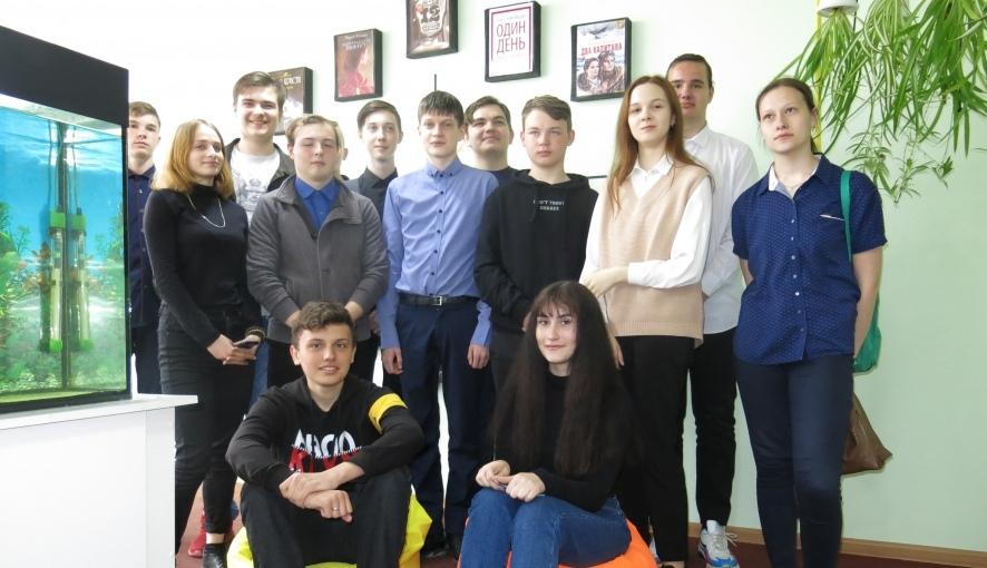 Школьники Петровского района поучаствовали в профессиональных пробах