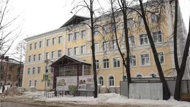 Физико-математический лицей имени академика В. Г. Кадышевского в Дубне откроют через полгода