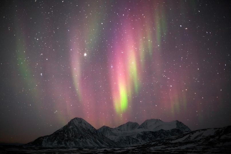 10 лучших мест, где можно увидеть северное сияние — в России и за границей, изображение №8