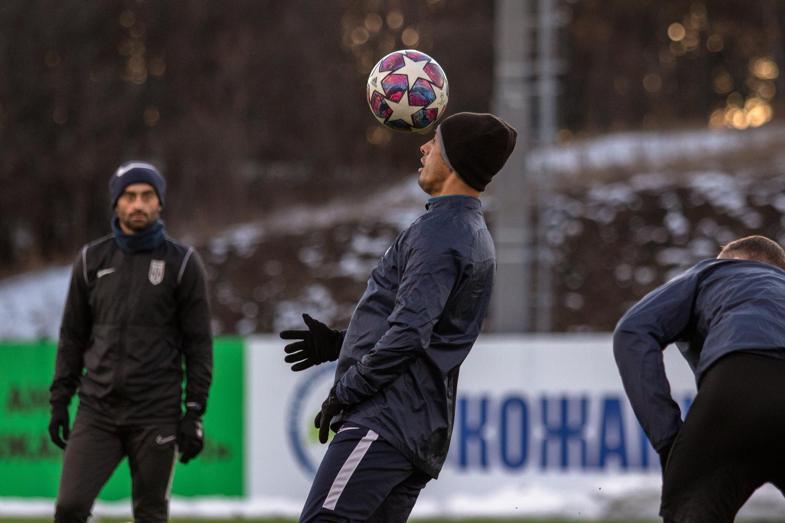 Сергей Крамаренко: «Очень жду начала чемпионата, как и вся команда», image #2