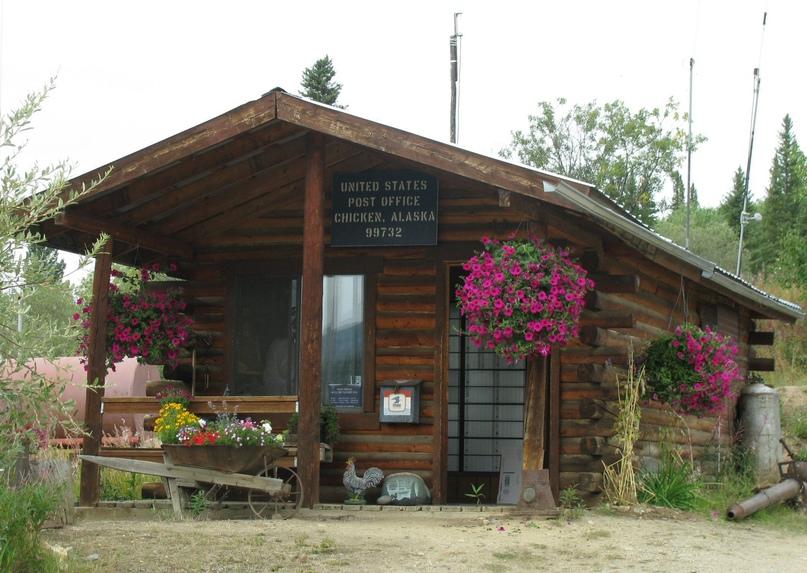 Брусовой дом в стиле рустик или дом первопроходца, изображение №2