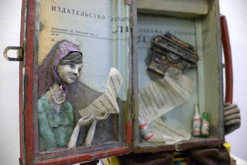Ирина Варшавская. Сергей Довлатов: чемодан (фрагмент)