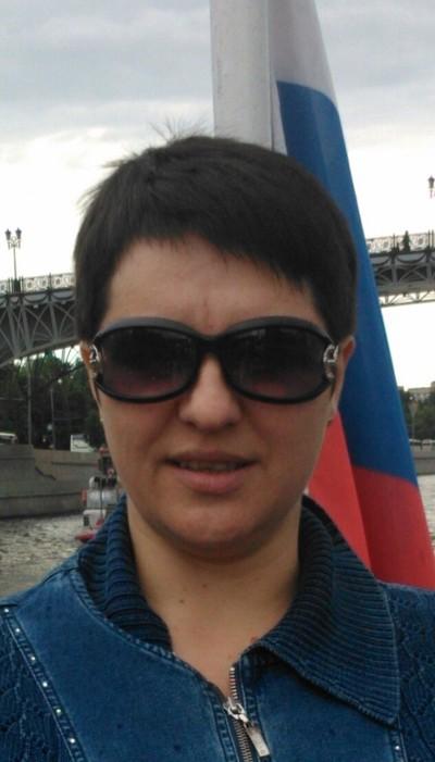 Елена Анашкина, Красноярск