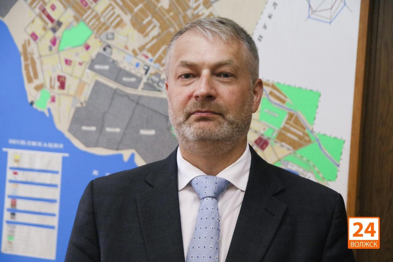 В Волжске назначили первого заместителя мэра