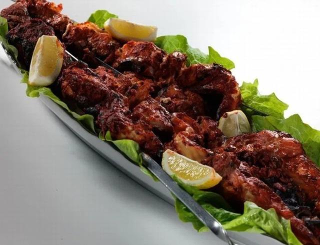Вариации на тему шашлыка: рыба, печень, курица и прочее - идеи, рецепты, советы