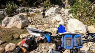 Mario Roman 74 | Sea to Sky 2020 | Hard Enduro | Mountain Race GoPro