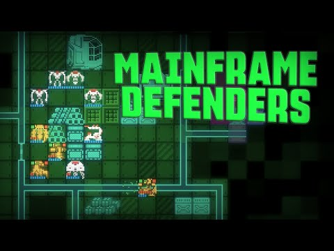 Mainframe Defenders | Олдскульная TBS