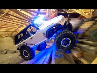 RC ADVENTURES - Worlds Greatest RC Garage Course! PT5 - Scale RC 4x4 Trucks