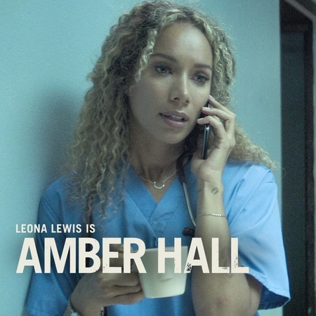 Leona Lewis on Instagram A heart of gold I can't wait for you to meet Amber Hall Season 2 of @TheOathCrackle premieres February 21 only on @So