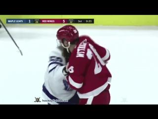 """Emerson Clark vs Luke Witkowski  Michael Chaput vs Max McCormick"".NHL Sep 29, 2018"
