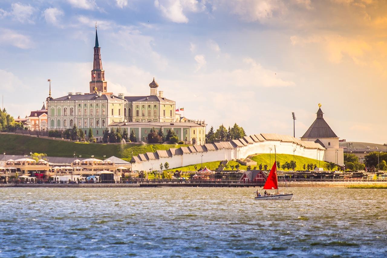 Афиша Самара Тур в Свияжск и Казань 19 - 20 сентября