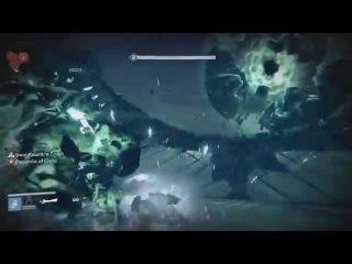 Destiny Hard Crota's End 2 Sword Epic Kill Crota