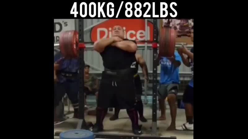 @jezzauepa фронт присед 400 кг
