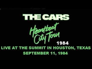 The Cars LIVE In Houston, Texas 1984 (BEST PICTURE QUALITY ON YOUTUBE)