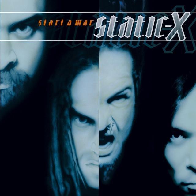 Static-X album Start A War (Non-PA Version)