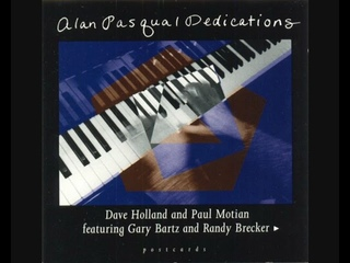 Alan Pasqua – Dedications (1996 - Album)