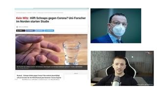 Что там у немцев? Шнапс и закрытие больниц в борьбе против вируса и особые права для привитых