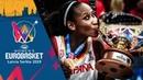 Astou Ndour named TISSOT MVP - FIBA Women's EuroBasket 2019