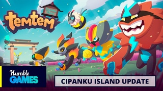 Temtem | Cipanku Island Update | Launch Trailer