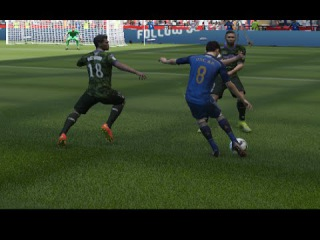 Oscar random-goal ~ FIFA15