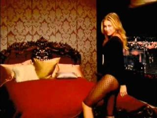 Carmen electras aerobic striptease