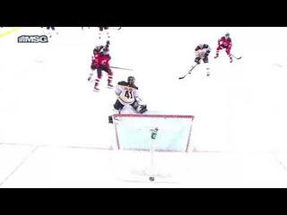 Yegor Sharangovich's cool goal vs Bruins (2021)