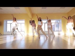 Sola, бачата леди стайл от школы танцев DanceMagic (Новокузнецк)