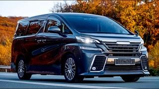 Toyota Vellfire AGH35W🔥 Настоящий ЛАЙНЕР на колёсах!😍 Машина-мечта 🙌 Визуальный экстаз обеспечен!
