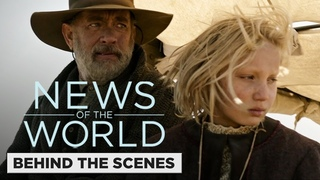 Behind the Scenes of News of the World | Own it Now on Digital, 4k & Blu-ra