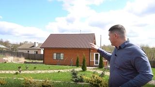 Дом-дача в Ольгово с большим участком/База недвижимости Беларуси