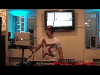 Mастер-класс  Ableton Live  часть 1