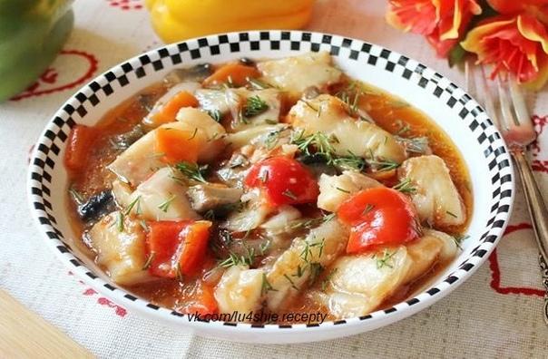 рыбное соте с фотографиями рецепт секрет, что французские