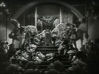'Ballet Mecanique' excerpt from  ''Madam Satan'' 1930