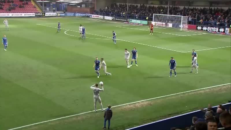 Rochdale Portsmouth 0 3