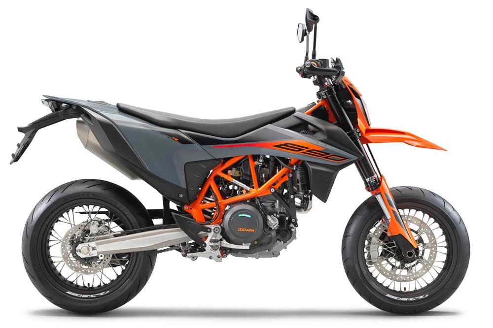 Супермото KTM 690 SMC R 2021