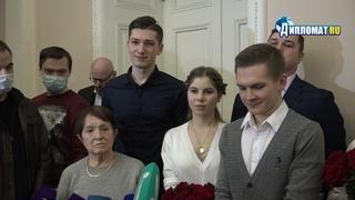 Александр Галлямов и Анастасия Мишина - о самых ярких впечатлениях на чемпионате мира