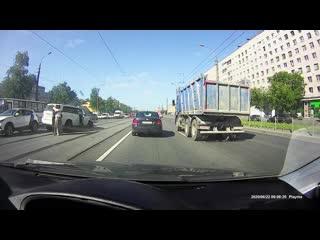 ДТП на Народной. , начало 10-го